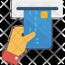 Debit Hand Card Icon