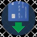 Insert Terminal Credit Icon