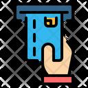 Atm Card Debit Icon