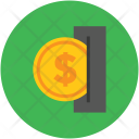 Coin Insert Slot Icon