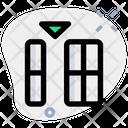 Insert Column Left Icon