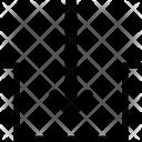 Insert in beaker Icon