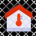 Temperature Inside Icon