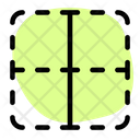 Inside Vertical Border Icon