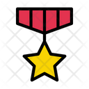Insignia Badge Medal Icon