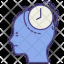 Insomnia Sleep Mental Health Icon