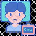 Insomnia Awake Disorder Icon