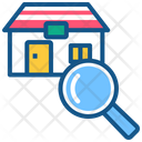 Inspection House Home Icon