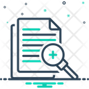 Inspection Oversight Supervision Icon