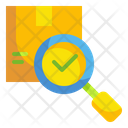Inspection Box Inspection Package Inspection Icon