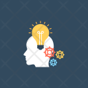 Creative Process Idea Icon