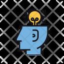 Inspiration Ideas Mind Idea Idea Icon