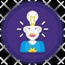 Inspiration Ideas Icon