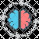 Inspiring Mindset Move Icon