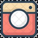 Camera Photo Instagram Icon