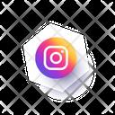 Instagram Social Media Media Icon