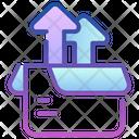 Install Box Open Box Delivery Icon