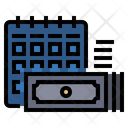 Installment Emi Loan Icon
