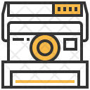 Instant Camera Accessories Icon