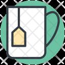 Instant Tea Cup Icon