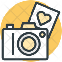 Instant Photography Camera Icon