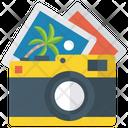 Camera Photography Instant Camera Icon