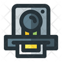 Instant Camera Photography Icon