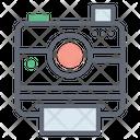Photographic Camera Instant Camera Camcorder Icon