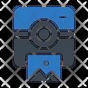 Camera Dslr Photography Icon