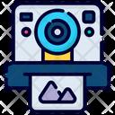 Print Machine Device Icon