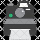 Photograph Instax Photo Icon