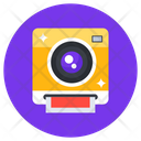 Instant Camera Photography Camera Photoshoot Equipment Icon