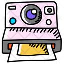 Instant Picture Instant Camera Instant Photography Icon