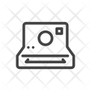 Instant Camera Camera Photography Icon