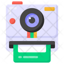 Instant Photography Instant Camera Instantaneous Camera Icon