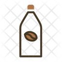 Instant Coffee Bottle Icon