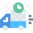 Instant Delivery Fast Delivery Quick Delivery Icon