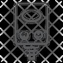 Bathroom Appliance Gas Heater Geyser Icon