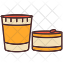 Food Instant Noodle Canned Icon