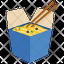 Instant Noodle Icon