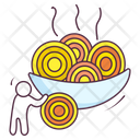 Instant Noodles Icon