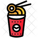 Instant Cup Noodles Icon