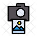 Camera Photo Album Icon