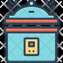 Instant Pot Pressure Cooker Icon