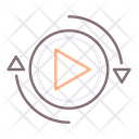 Instant Replay Replay Repeat Icon