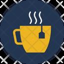 Instant Tea Take A Break Tea Bag Icon