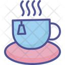 Instant Tea Tea Cup With Pack Cup Icon