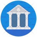 Bank Building Financial Institution Icon