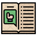 Instruction Book Icon