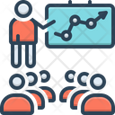 Instructor Guide Trainer Icon